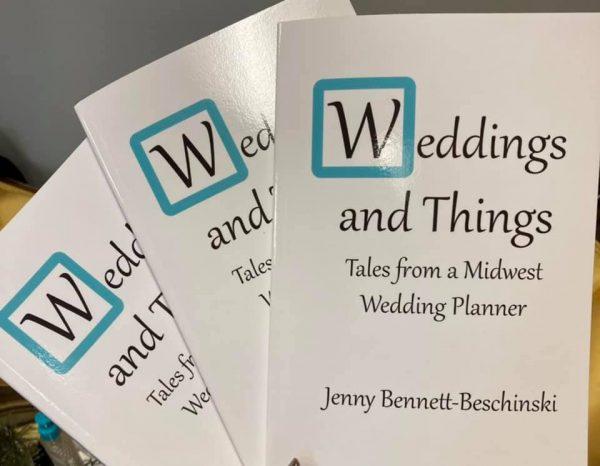 weddings n things book cover
